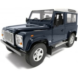 Land Rover Defender 90 Td5 Diecast Model Car By Universal Hobbies