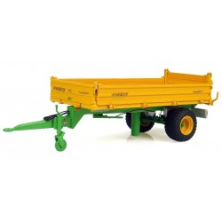 Uh4099 Joskin Trans-Ex 5T Tipping Trailer Agri Model-Scale - 1/32