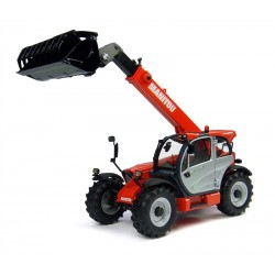 Uh4121 Manitou Mlt 840-137 Ps Telehandler Agri Model-Scale - 1/32 Diecast Model