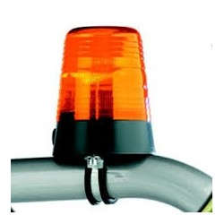 Light For Roll Bar Orange Berg Karts