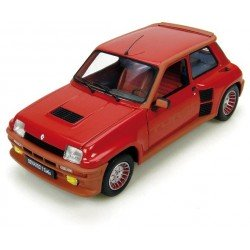 Renault Rally UH4520 Renault 5 Turbo (Red) Limited Stock Cars Model-Scale - 1/18