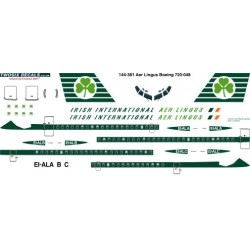 Boeing 720 (Aer Lingus) Two Six Decals 1/144