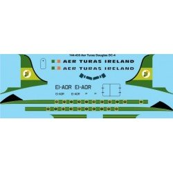 Aer Turas Dc4 Decals Decal Set 1/144