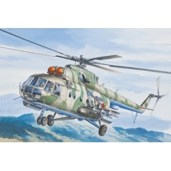 Mil Mi8Mt/Mi17 Hip Multi Purpose Helicopter 1/144 Eastern Express Kit