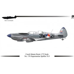 Spitfire Tr9 (Klu) Resin Kit 1/72