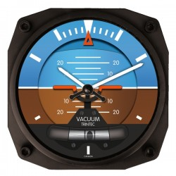 Clock Artificial Horizon Wall Clock