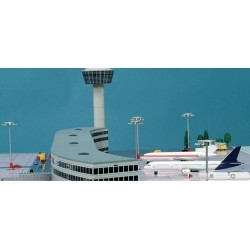 Airport Accessories (Airport Set 1) 1/500 Scale