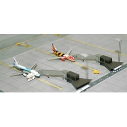 Airport Accessories (Apron Boarding Station) 1/500 Scale Kit