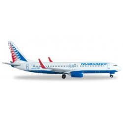B737-800 (Transaero Airlines) 1/500 Scale model