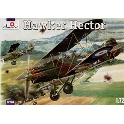 Hawker Hector Kit Plastic Kit 1/72