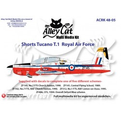Tucano T1 Raf Resin Kit 1/48