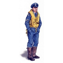 Pilot Raf 1/48 Resin.Needs Assembly & Painting.