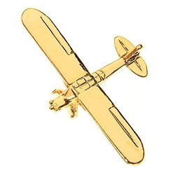 Pilot Piper Pa18 Super Cub Pin C.25Mm