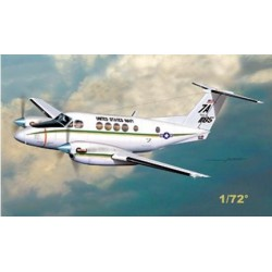 Beech 200 Kingair 1/72 Scale Kit - Mach2 Models