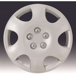 "15"" Car Wheel Trims Hub Caps. Set of 4 lacquered Trims. 15 Inch, 15"" + Free Ties"