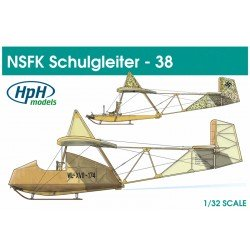 HPH Glider Sg-38 1/32 Scale Resin Kit