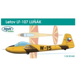 HPH LF-107 Luňák Glider 1/32 Resin Kit