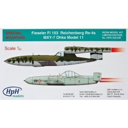 Reichenberg And Ohka 1/32 Resin Kit
