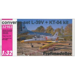 Conversion L-39V And Kt-04 1/32 Resin Kit