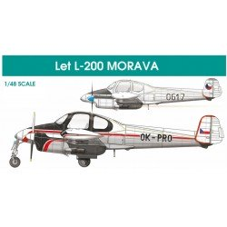 L-200 Morava 1/48 Scale Resin Kit