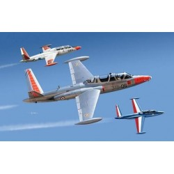 2X Fouga Cm170 Magister (2 Kits Included) 1/48 Scale Kit