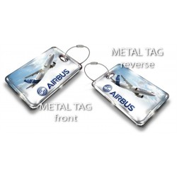 Airbus A320 Bag Tag