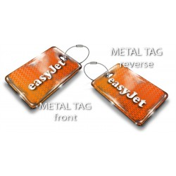 Single Easyjet Bag Tag