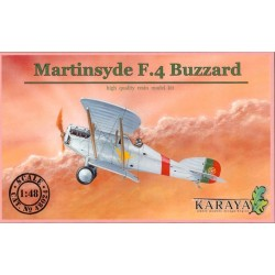 Martinsyde Buzzard Resin Kit 1/48