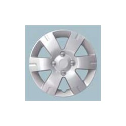 "16"" Car Wheel Trims Hub Caps. Set of 4 lacquered Trims. 16 Inch, 16"" + Free Ties"