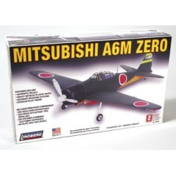 A6M Zero Lindberg Models 1/48 Scale Kit
