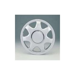 "Car Wheel Trims Hub Caps. Set of 4 lacquered Trims. 13 Inch, 13"" + Free Ties"