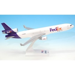 Md11 (Fedex) Skymarks Models 1/200 Clickmodel