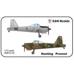 Percival Provost Rho Plastic Kit 1/72