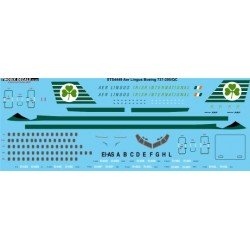 Boeing 737-248/Qc (Aer Lingus) Two Six Decals 1/144