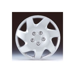 "Car Wheel Trims Hub Caps. Set of 4 lacquered Trims. 14 Inch, 14"" + Free Ties"