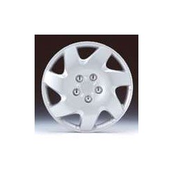 "Car Wheel Trims Hub Caps. Set of 4 lacquered Trims. 15 Inch, 15"" + Free Ties"