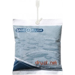 Box Bundle of 50 X Bathroom Cistern Bags Save A Flush  Hippo bags ( With Positioning Hanger)