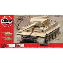 A01308 Tiger Tank 1/76 Kit Airfix A01308