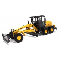Ma13785 New Holland F157.6 Motor Grader Motorart Model-Scale - 1/50