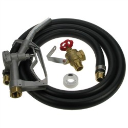 Gravity Diesel Feed Kit With Locking Angle Valve 3 Metre