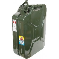 Oto44851 Metal Jerry Fuel Can 20 Litre