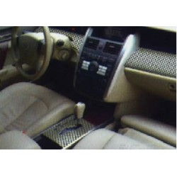 Oto93578 Film/ Car Carbon Dash Film Decorative