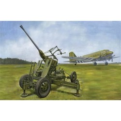 Bofors Qf 40Mm Mkiii Pbond 1/35 Model Kit