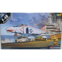 F-4B Phantom Vf-111 Sundowners 1/48 Model Kit