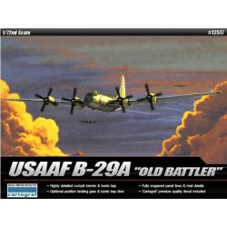 B29A Usaaf Old Battler 1/72 Cartograf B-29A