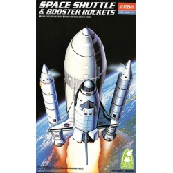 1639 Space Shuttle And Booster 1/288