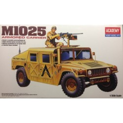 M1025 Armour Car Academy 1/35 Model Kit
