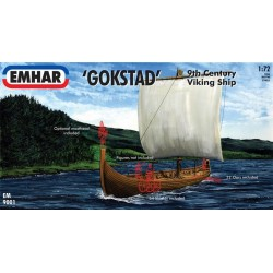 Viking Ship 1/72