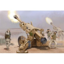 155Mm Towed Howitzer Merit International 1/16