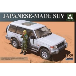 Japanese-Made Suv 1/35 Kit